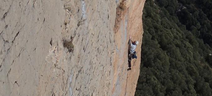escalada en roca villanova de meia